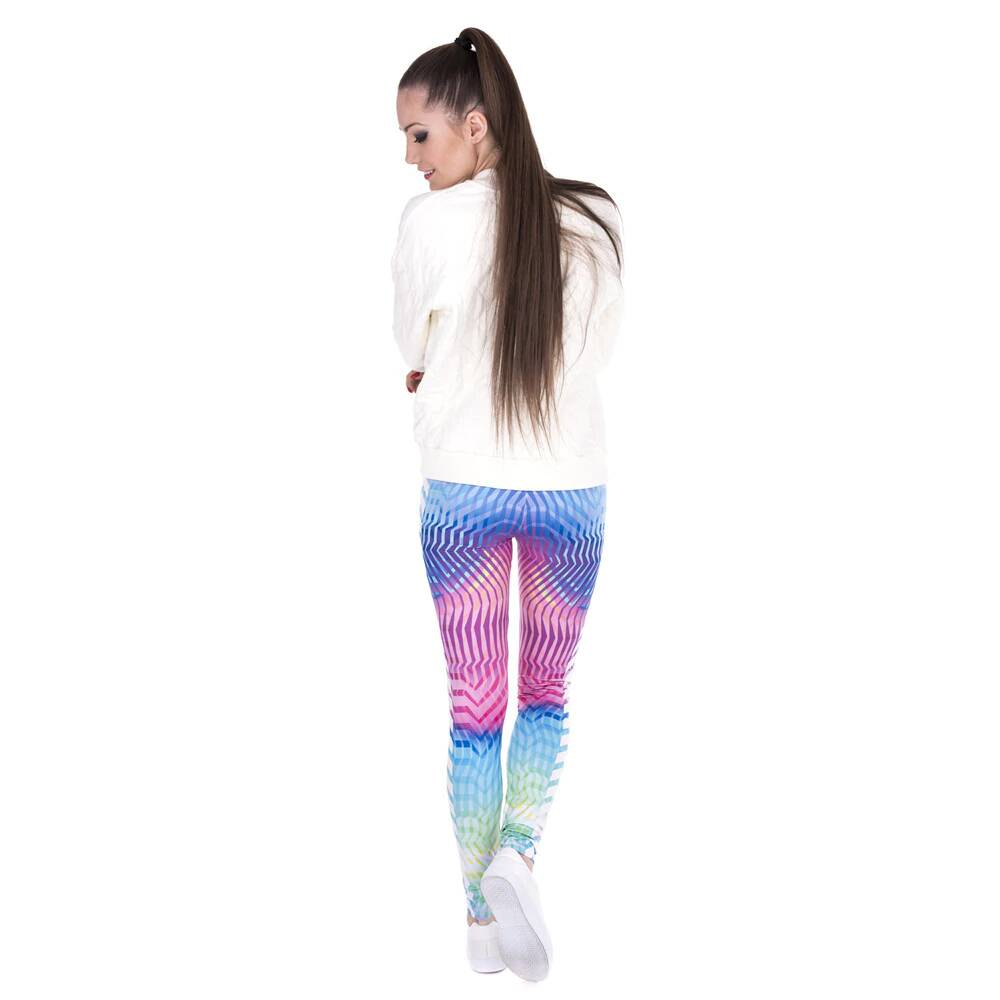 RainbowHull | Colorful Printed Leggings