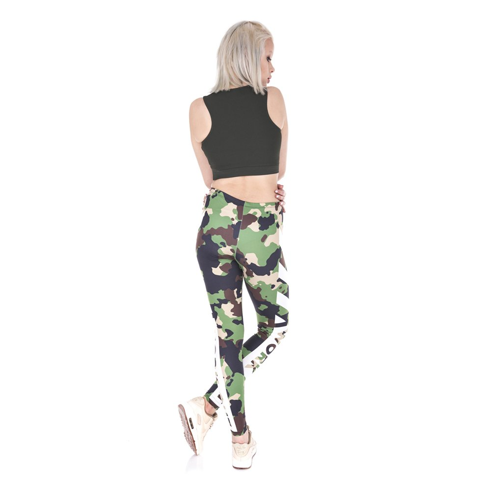 W-Camo | Light Camo Leggings