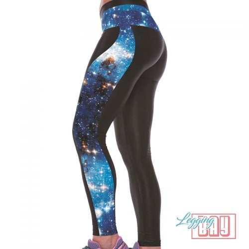 SideStars | Galaxy Printed Leggings