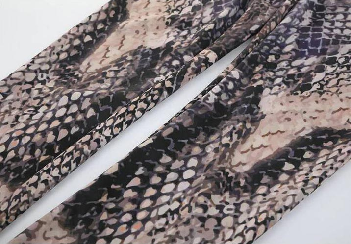 Snake | Leggings imprimés peau de serpent