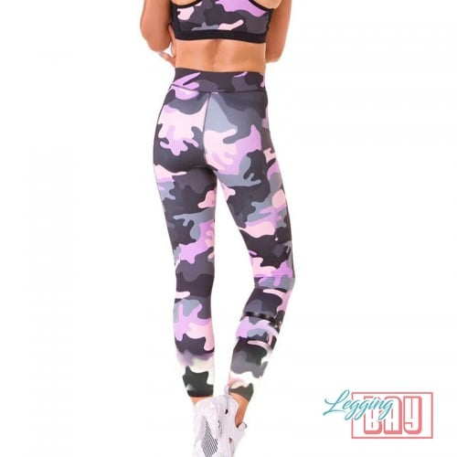 ComfortCamo | Camo Leggings