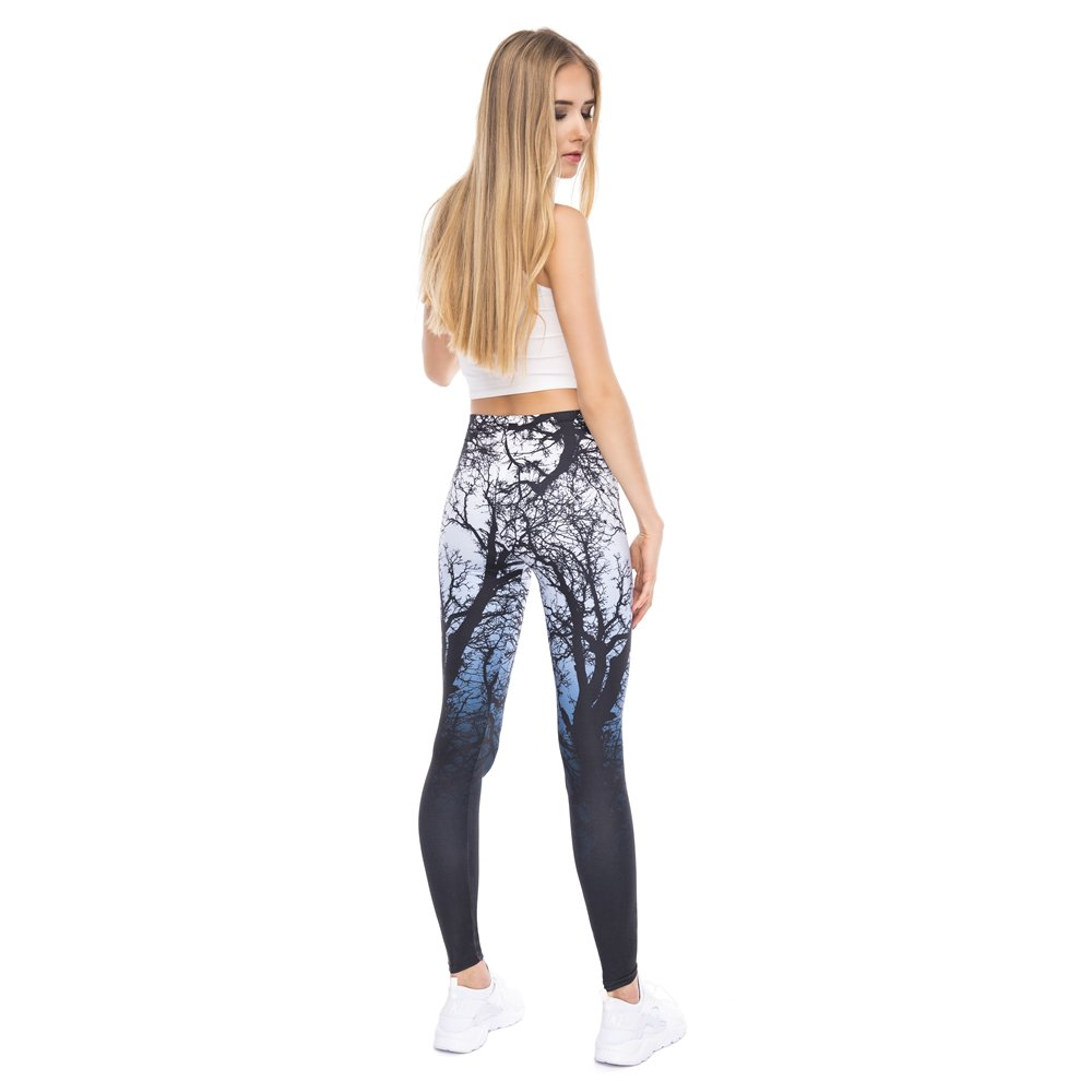 Forest | Printed Leggings