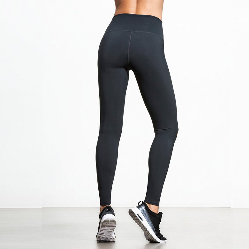 Rips | Ripped Black Leggings