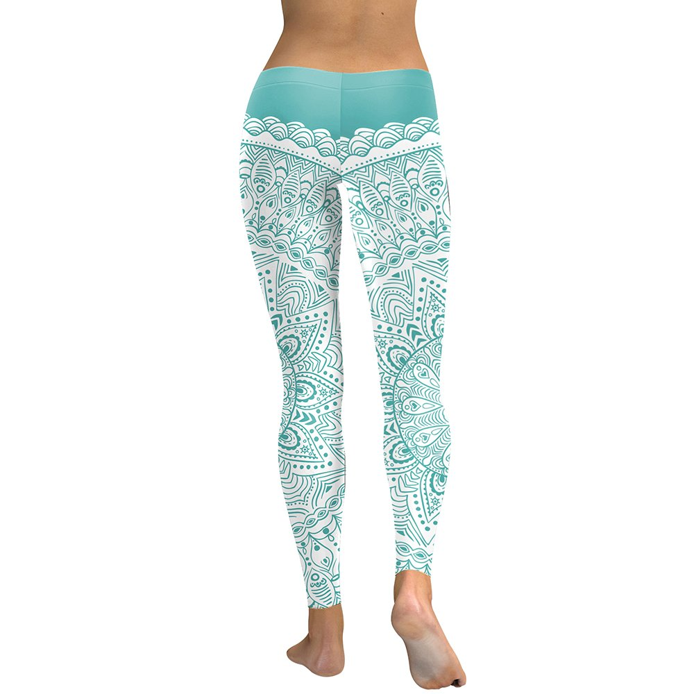 BoSun | Boho Printed Leggings