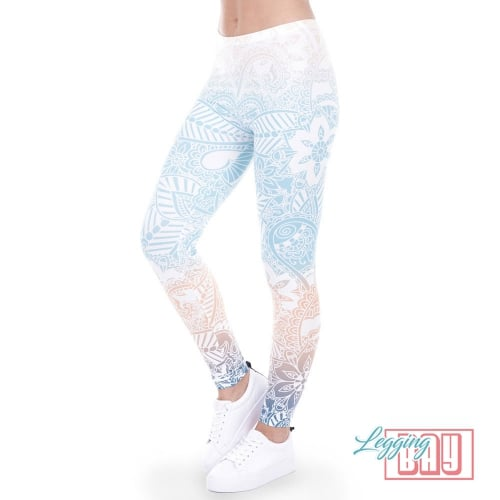 Kilkor | Mandala Printed Leggings