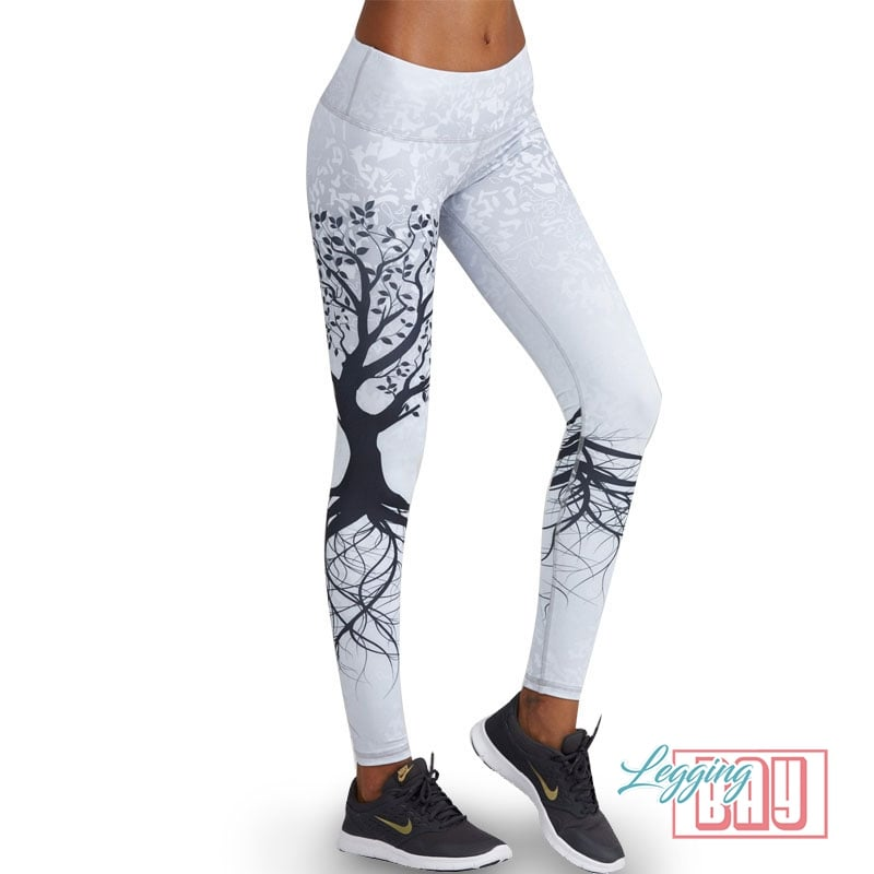 Tree | Printed Leggings
