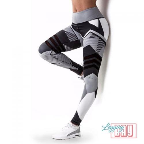 UShape | Leggings géométriques imprimés