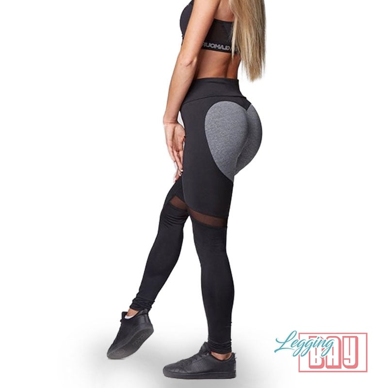 LittleHeart | Push Up Leggings