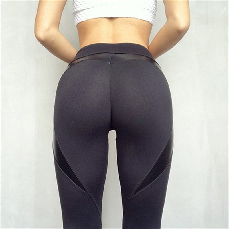 Leatherex | Leggings noirs Push Up