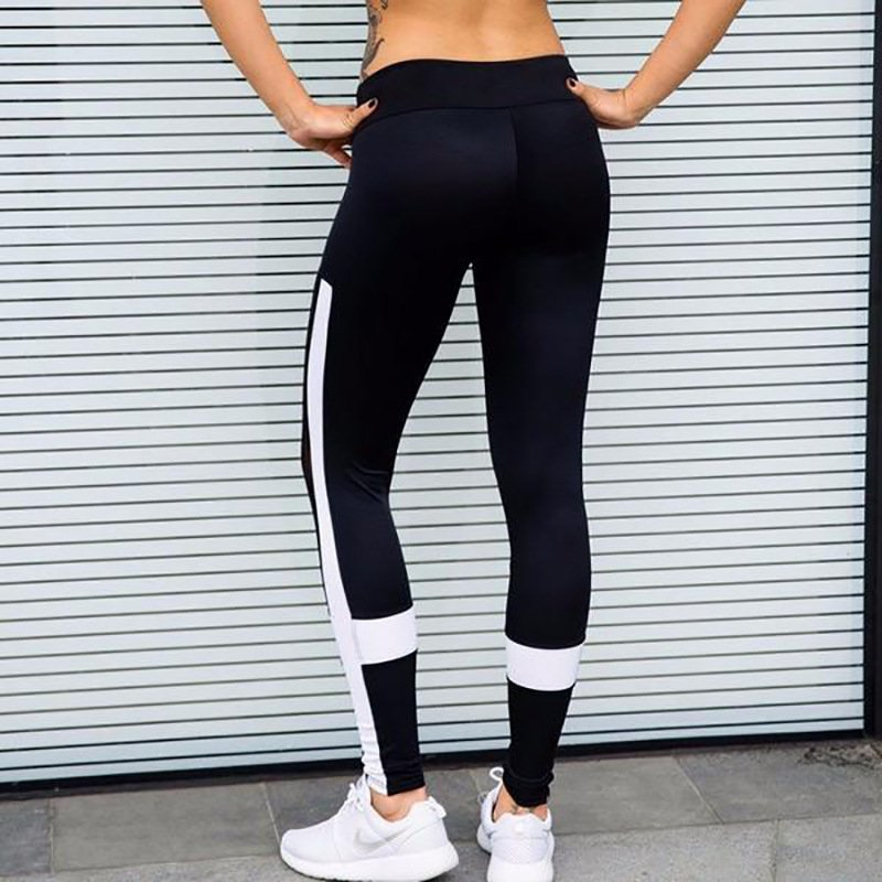 Black&White | Leggings Push Up