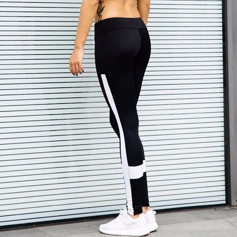 Black&White | Push Up Leggings