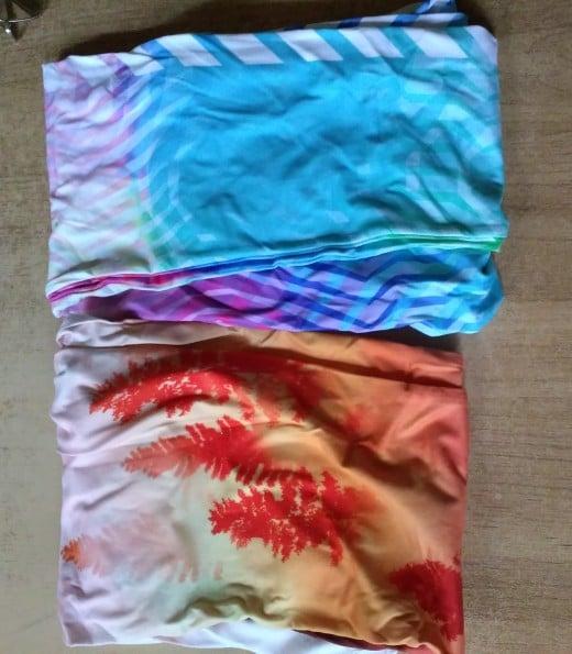 RainbowHull | Colorful Printed Leggings photo review