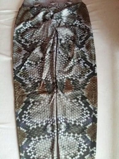 Snake | Printed Leggings photo review