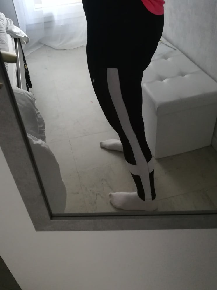 Black&White | Leggings Push Up photo review